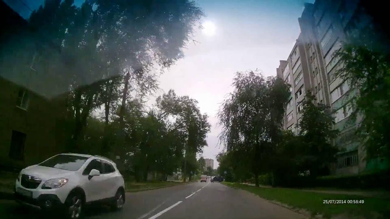 В Воронеже грузовая «Газель» сбила пенсионера
