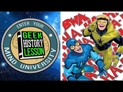 Best DC Comics Duos - Geek History Lesson