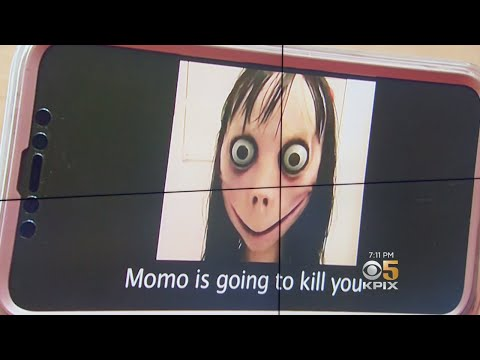 c8106ffd0d Parents Concerned As Disturbing 'Momo Challenge' Hoax Encourages Child  Suicide