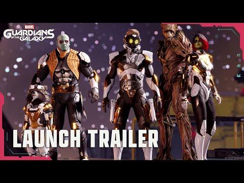 Launch Trailer de Marvel's Guardians of the Galaxy