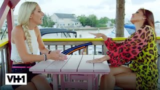 Mob Wives   Brittany Fogarty Swings at Marissa Jade   VH1