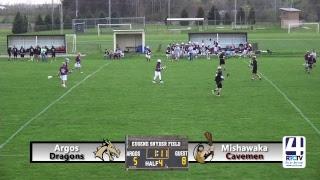 Argos Boys Lacrosse vs Mishawaka