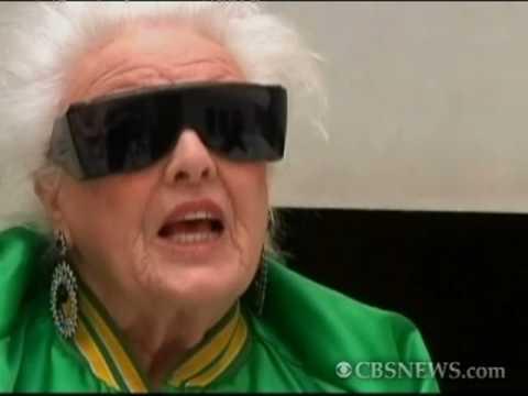 Granny DJ Rocks The Club Scene!