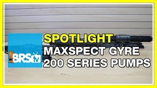Get that Gyre going in your tank! Maxspect Gyre XF200 Series pumps - BRStv