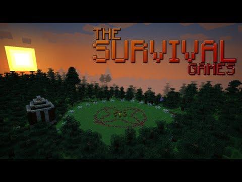 The Survival Games Minecraft Project - Minecraft survival spiele