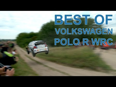 Best of Volkswagen Polo R WRC - 2013/2016 - Highlights by Rallymedia