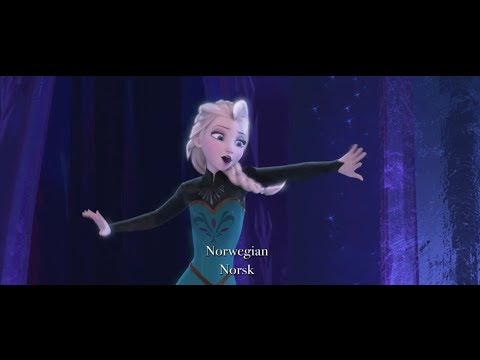 Let It Go (OST in Multi-Language)