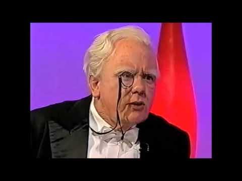 John Culshaw impression of Sir Patrick Moore