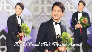 Wallace Chung 鍾漢良 @ Seoul Drama Award 2015