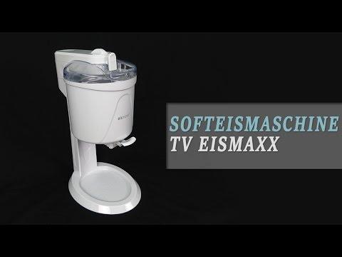 TV Eismaxx Softeismaschine Test   Softeismaschine Test