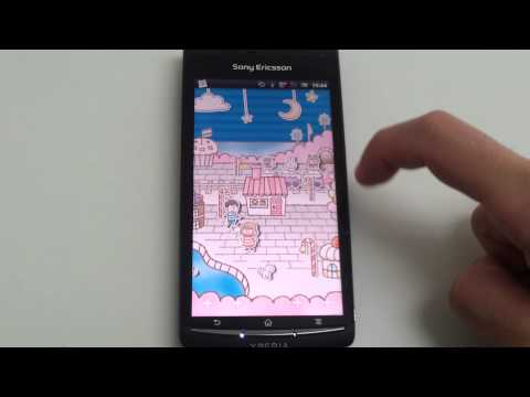 Video of Sweets Shop LiveWallpaper