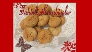 tahinli findikli kurabiye