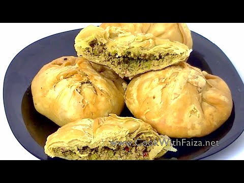 Keema Kachori recipe