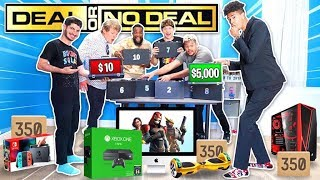 2HYPE Deal or No Deal - I'll Buy You Anything