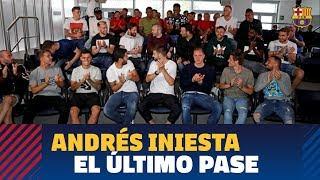 The Final Act: Andrés Iniesta farewell video
