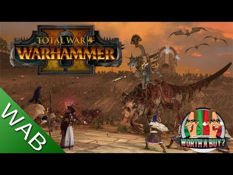 Total War Warhammer II Review - Worthabuy?