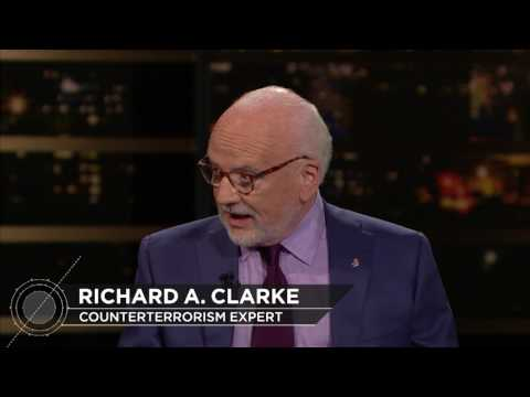 Richard A. Clarke: Warnings | Real Time with Bill Maher (HBO)