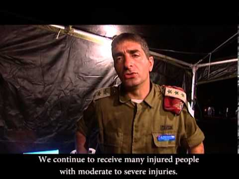 Saving Lives: IDF's Humanitarian Mission to Haiti 2010