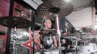 Ikmal tobing - Alone by marshmello (cover)