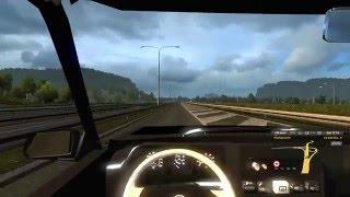 doğan slx  bursabalikesir yolculuğu türkiye haritası euro truck simulator 2