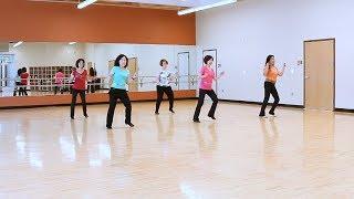 Delilah - Line Dance (Dance & Teach)