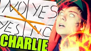CHARLIE CHARLIE CHALLENGE GOES WRONG