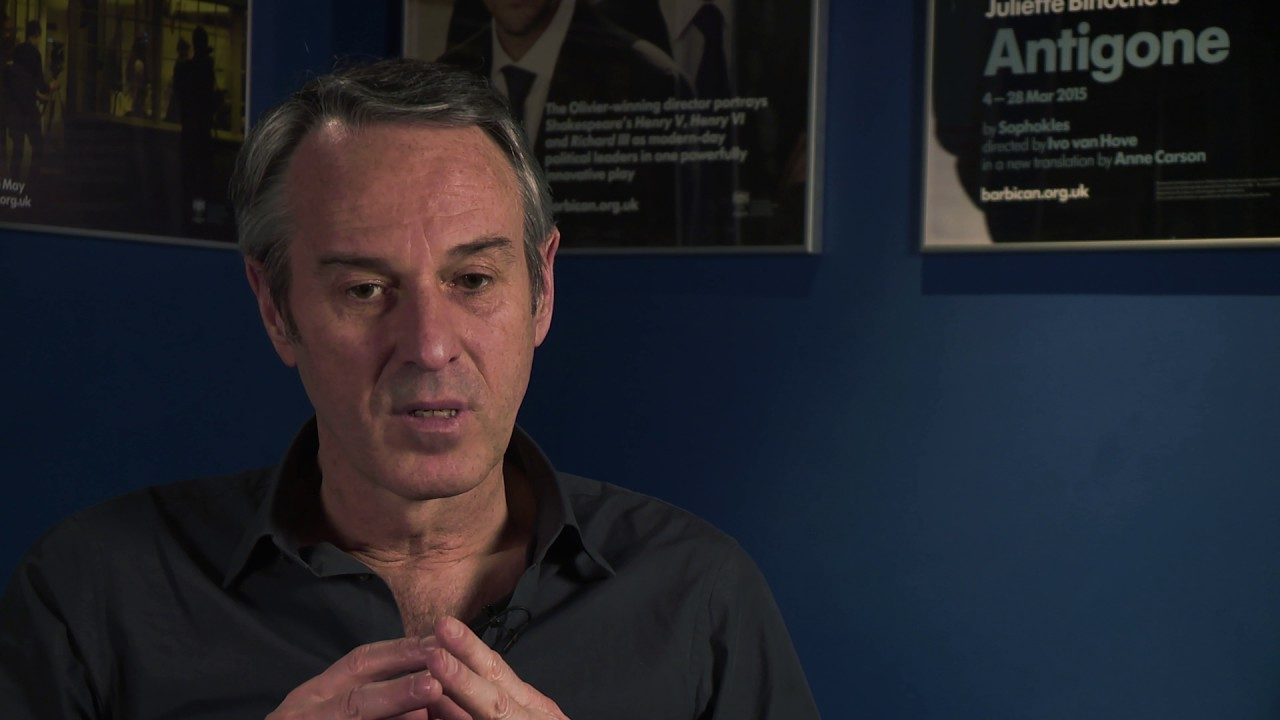 Ivo Van Hove Shares the Story of Obsession