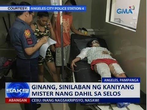 [GMA]  Saksi: Ginang, sinilaban ng kaniyang mister nang dahil sa selos