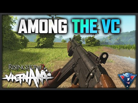 AMONG THE VC | Rising Storm 2: Vietnam Gameplay