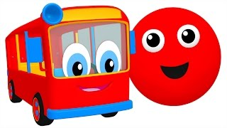 """The Bus is Red"" 