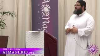 Dr. Waleed Basyouni    How to cure Jinn Possession   AlMaghrib Institute