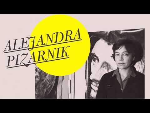 Vidéo de Alejandra Pizarnik
