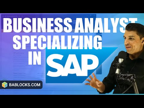 SAP Business Analyst - What SAP Module Should Business ...