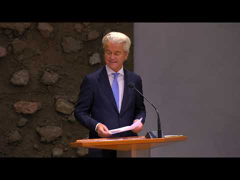 """Wilders:""""U kunt de rambam krijgen met je genderkoek en die totalitaire woke ideologie!"""