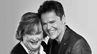 This Is The Moment - Donny Osmond and Susan Boyle - Lyrics -