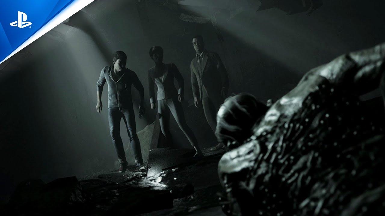 Сюжетный трейлер игры Dark Pictures: Little Hope, The