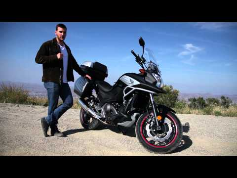 2015 Honda NC700X Adventure Bike Review