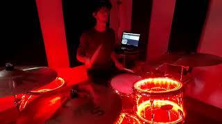 Those Nights   Bastille   Drum Cover