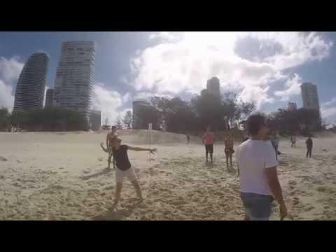 OHC Gold Coast   Beach Cricket