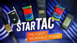 When Phones Were Fun: Motorola StarTAC (1996)