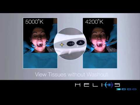 Helios LED 3000 Dental Light