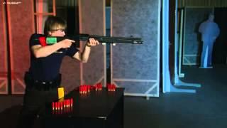 Применение ружья в IPSC