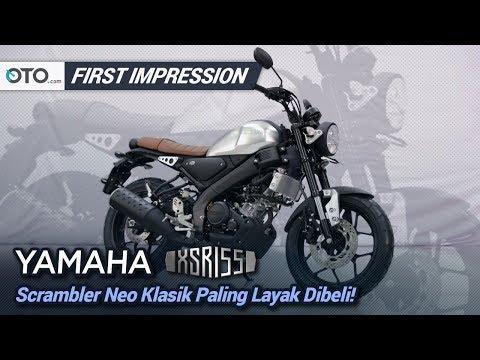 Yamaha XSR 155 | First Impression | Apa Unggulnya dari Kawasaki W175? | OTO.com
