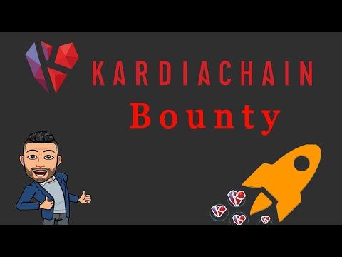 5,000,000 KAI Será Dividido entre Todos Os Participantes do Bounty !!! IMPERDÍVEL