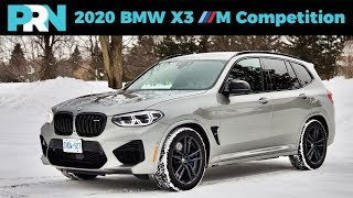 Road-Trip with the 2020 BMW X3 M Competition