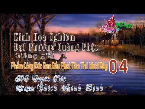 Phẩm Công Đức Ban Đầu Phát Tâm Thứ Mười Bảy 4/6