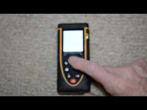 Laser Entfernungsmesser Parkside : Rzas digital laser entfernungsmesser m tacklife hd