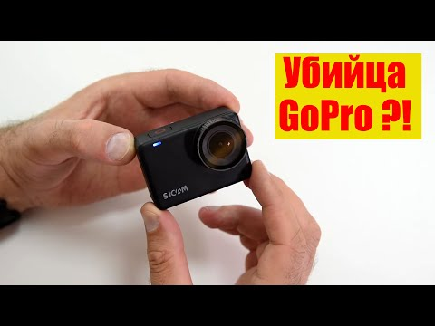 Экшен камера 4К 60 FPS SJCAM SJ10 Pro / Арстайл /