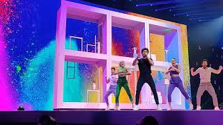 Eurovision 2019 First Semifinal Jury Rehearsal Spain La Venda
