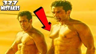 "(327 Mistakes) In Race 3 - Plenty Mistakes In "" RACE 3 "" Full Hindi Movie  | Salman Khan"